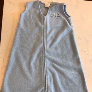 Halo sleep sack size large FLEECE